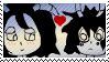 Gamzee x Kusria by n-c-b-stamps