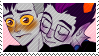 Tavros x Eridan by n-c-b-stamps