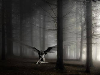 gotic angel
