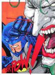 KERPOW Batman and the Joker