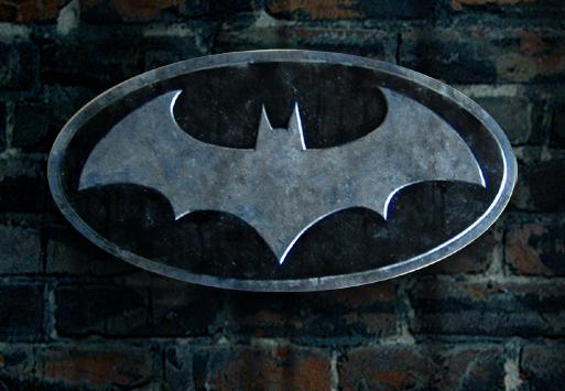 Batman Dark Knight Sign by thebiscuitboy