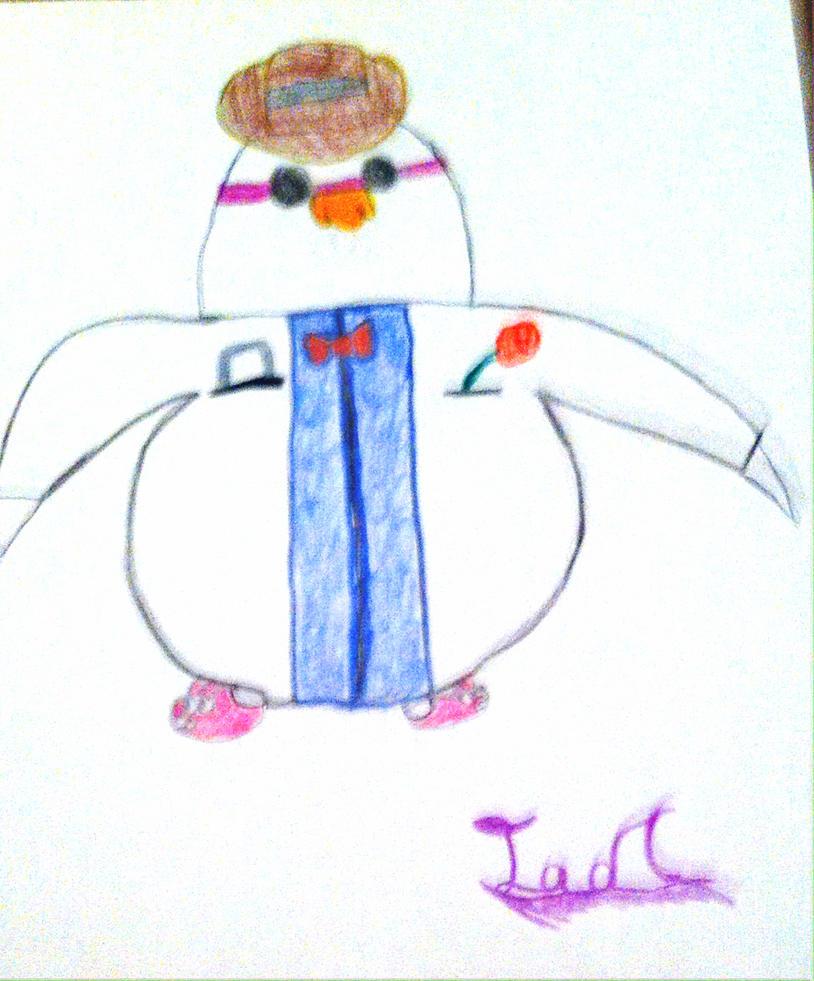 Inspector Quackles by TadCuevas