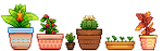 Plantfriends by LiticaHarmony