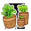 Mini Garden - Random by LiticaHarmony