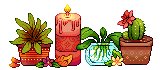 Fall Plantfriends by LiticaHarmony