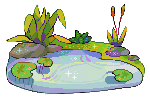 F2U Aesthetic Pond by LiticaHarmony