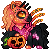 Vega Halloween Icon by LiticaHarmony