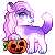 Rosanna Halloween Icon by LiticaHarmony