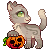 Ferklys Halloween Icon by LiticaHarmony