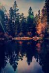 Aspen Hall Pond