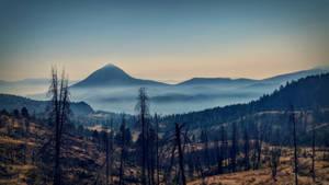 Beautiful Morning Mountains
