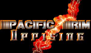 Pacific Rim Uprising (2018) Logo