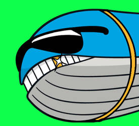 Wailord Swagger by MaxHamee