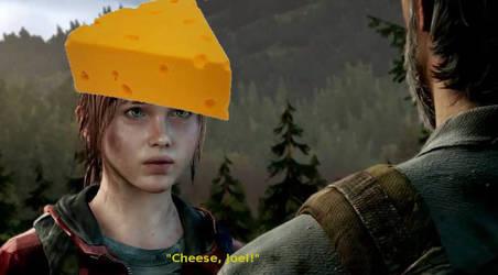 Cheese Joel! by MaxHamee