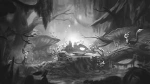 Ori and the Will of the Wisps (value practice)