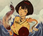 Koi Musume no Nin by AlitaLaFaith