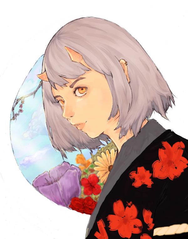 Setsubun by AlitaLaFaith