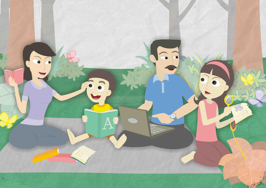 Contoh Gambar Poster Keluarga Berencana Contoh Urun