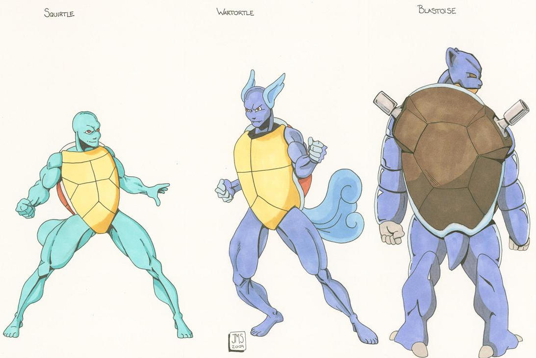 The gallery for --> Squirtle Dressed As Blastoise