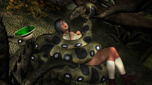 Karra and the Anaconda