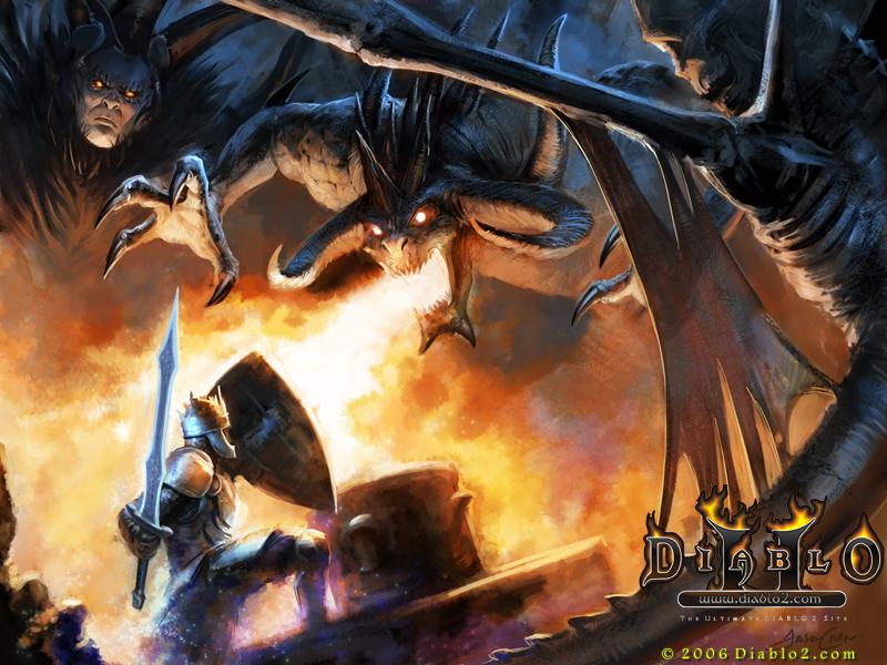 Diablo 2 by ArThErAn