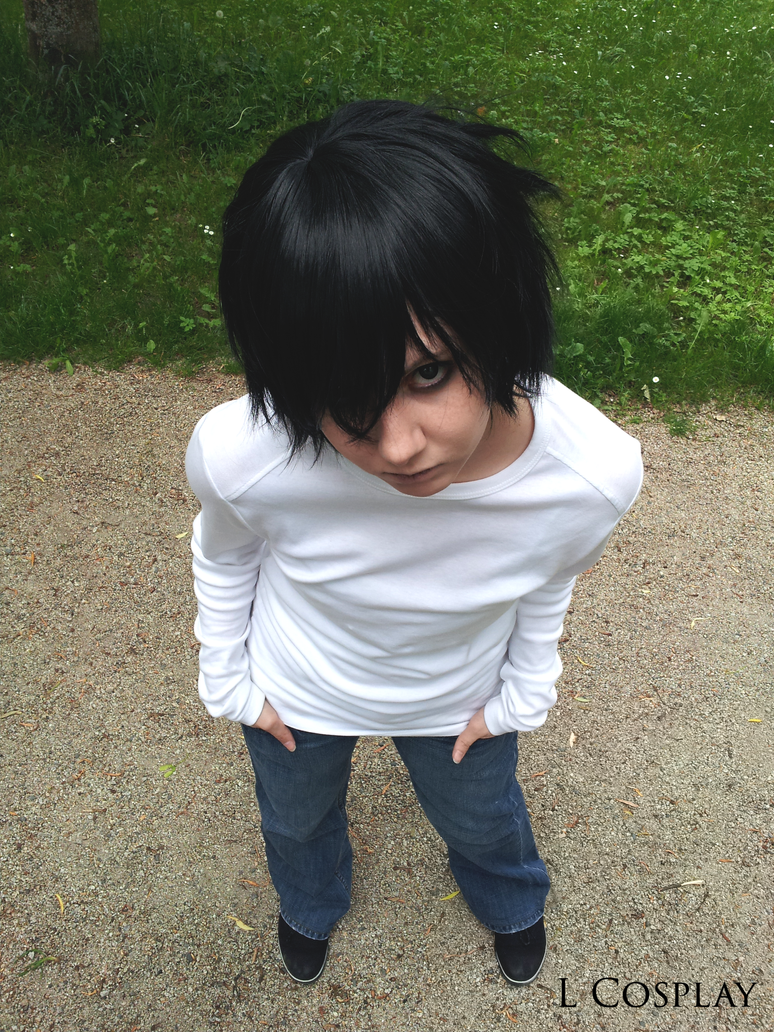 Death Note [Cosplay] by LacriChan