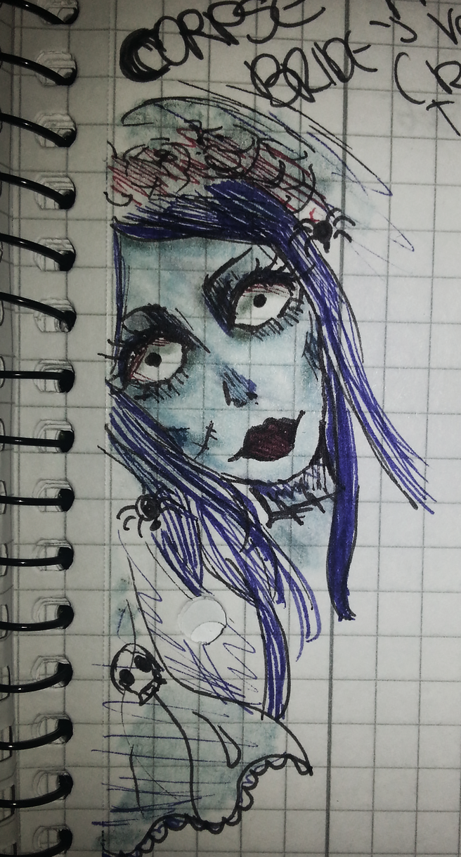 Corpse Bride by LacriChan