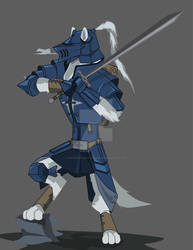 Wolf Knight - Armello