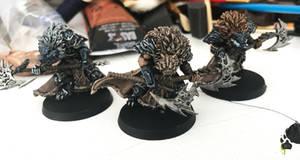 Chaos Warrior Werewolves - Warhammer AOS