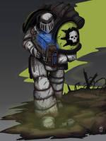Angel of Death by Wolfdog-ArtCorner