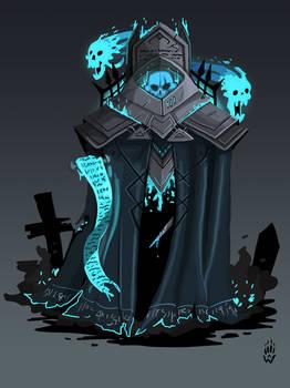 Necromancer Concept