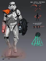 ''Storm'' trooper Zeus - SMITE April fools concept by Wolfdog-ArtCorner