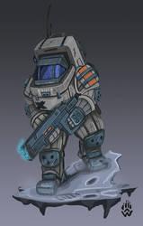Moon Base Ranger