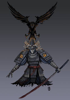The Great Grey - Kensei - For Honor