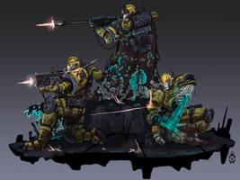 Mantis Warrior Kill Team