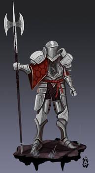 Borgia Brute Lawbringer armor