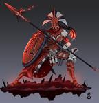 Spartan Athena - SMITE