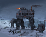 Snow Assault - Iron Harvest