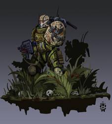 Better run through the jungle