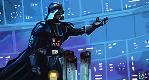 No... I Am you Father RIP Dave Prowse