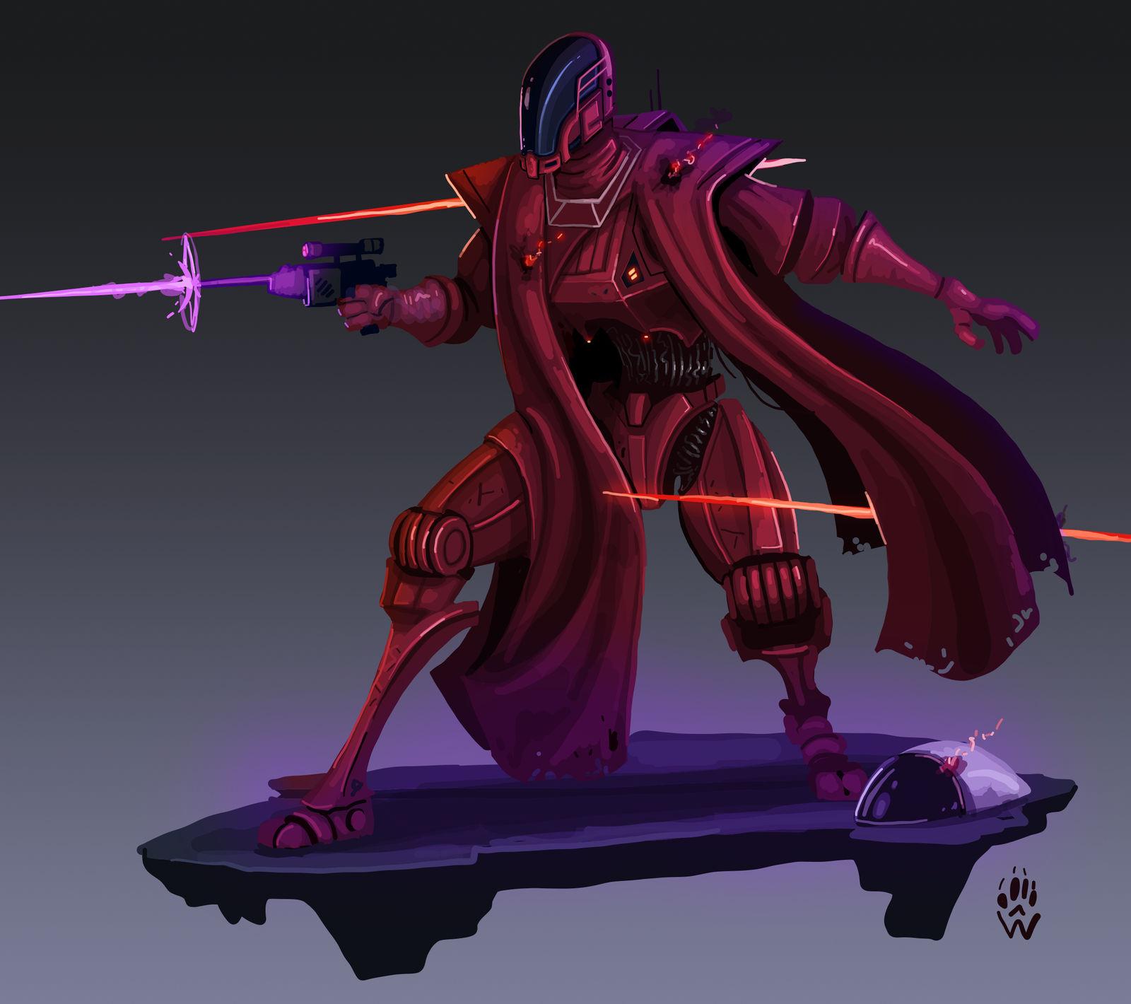 Sith Ambassador Droid