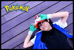 Cosplay - Ash Ketchum