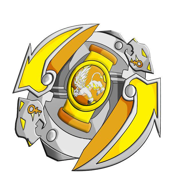 Dember Beyblade X3 new version by Golden-feline