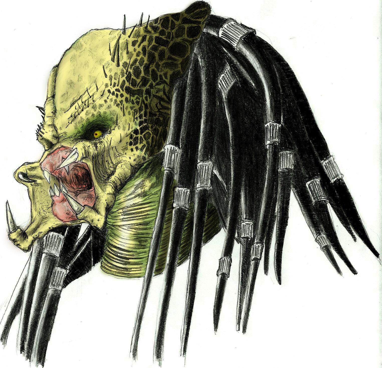 Predator B by diegobepo