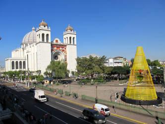 SAN SALVADOR HEARTH by blacsteel