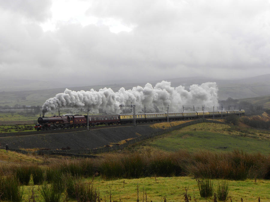 6201 VI by matt-durkan-railways