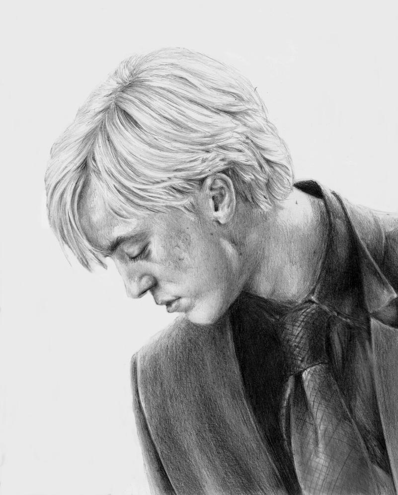 Draco Malfoy by Opheliac98