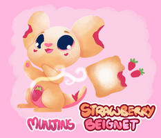 Strawberry Beignet Munjin |CLOSED|