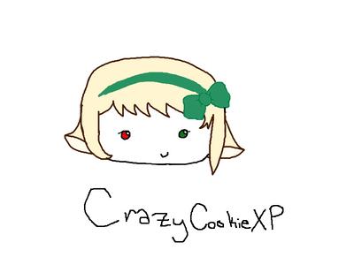 For CrazyCookieXP by DalekDoodle