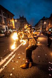 Toulouse en piste! by banbi